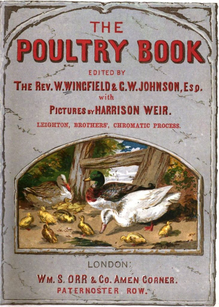The Poultry Book 1853