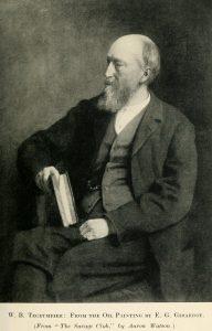 William Bernhardt Tegetmeier
