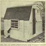 Chicken Coops from Recycled Packing
