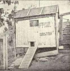 Old Chicken Coop
