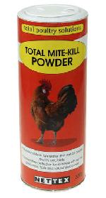 Nettex Diatomaceous Earth - Total Mite Kill Powder 300g