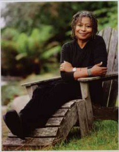 Alice Walker Author
