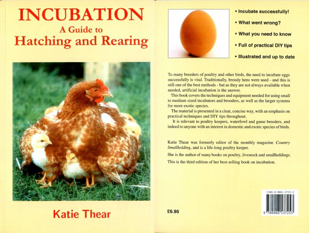 Incubation Hatching Rearing