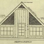 A-Shaped Back-Yard Poultry House Plans