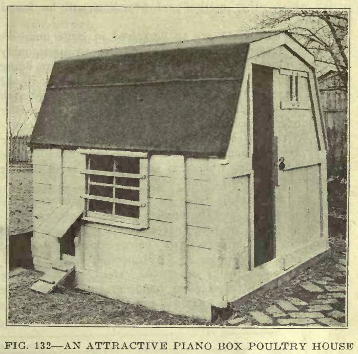 Attractive Recycled Box Poultry House