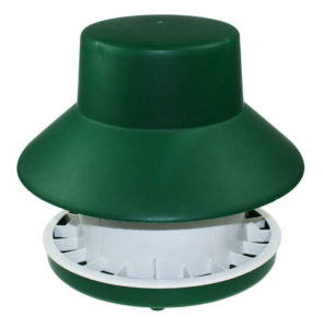 Blenheim Poultry Feeder with Rain Hat
