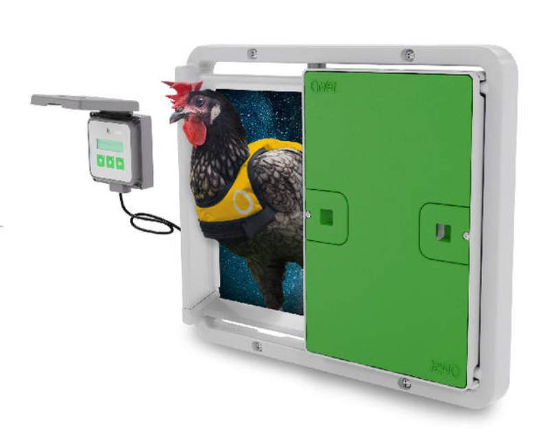Omlet Automatic Chicken Coop Door Review Amp Test The