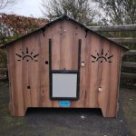 The Easicoop Farm Chicken Coop from Chartley Chucks