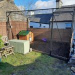 Steel Poultry Cage from Harrod Horticulture Review
